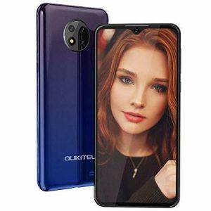 OUKITEL Mobile Phone - C19 Android 10.0 Phones, 4G Sim Free Unlocked