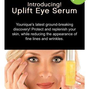 Organic makeup and facial products