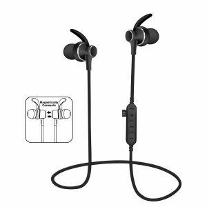 PLATINET Bluetooth Wireless Headphones Sporting Running Earphones with Mic