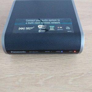 Panasonic SH-ALL1C  connecteur audio réseau