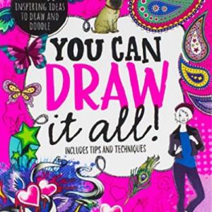 Parragon Books (Cor)-You Can Draw It All! (Importación USA) BOOK NUEVO