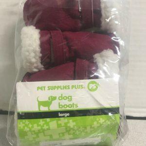 Pet Supplies Plus Winter Dog Boots Size Large