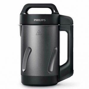 Philips Kitchen Appliances Philips Soup Maker, Makes 2 - 4 Servings, HR2204/70,
