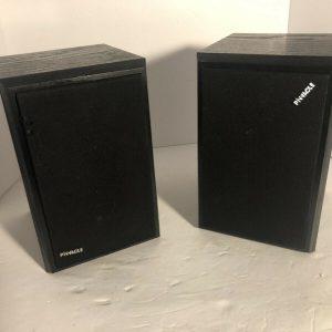 Pinnacle AC 400 bookshelf speakers 8 Ohms 20-100 watts Made In USA