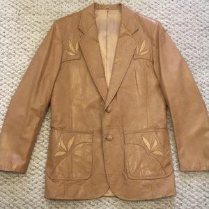 Pioneer Wear - Genuine Leather Sports Jacket