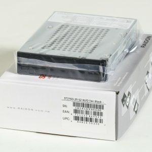 """RAIDON ST2760-2S-S2 dual SATA drive bay SATA for 2.5"""" drives"""