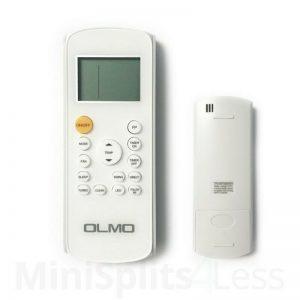 Remote Control Replacement OLMO Mini-Split Air Conditioners