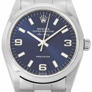 Rolex Air-King 14000 Stahl Automatik Uhr, 1999