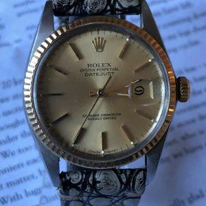 Rolex Datejust 16013 deux tons
