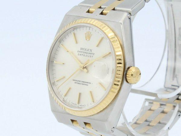 Rolex Datejust Oysterquartz 17013
