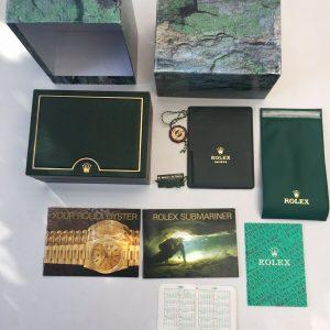 Rolex Full Set Sea Dweller 16600 Box 65.00.02 1999