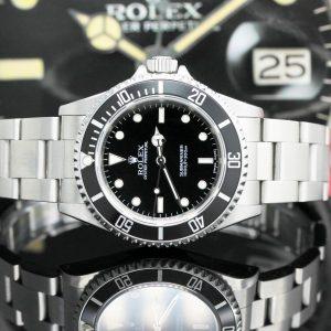 Rolex Submariner No Date Stahl Ref:14060 - Rolex Box von 1999
