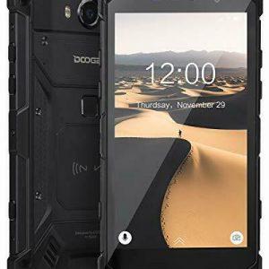 Rugged Smartphones Unlocked 4G, DOOGEE S60 LITE Dual SIM Free Mobile Phones