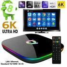 SMART TV BOX Q Plus ANDROID 9.0 PIE 4GB RAM 64GB 6K WIFI