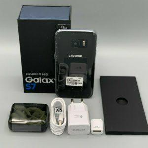 SMARTPHONE SAMSUNG GALAXY S7 G930U 32GB ORIGINAL NEGRO LIBRE - NUEVO OTRO