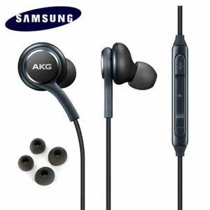 Samsung AKG Headphones Auriculares EO-IG955 para Galaxy S8 S9+ Note 8 9 S7 S6