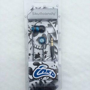 Skullcandy Ink'd Earbud Headphones Earphones Universal Blue