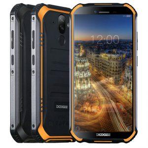 Smartphone Doogee S40 3GB+32GB Android Teléfono Móviles Libre Face unlock