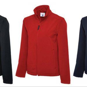 Soft Shell Fleece Lined Waterproof Windproof Outdoor Work Wear Jacket Mens