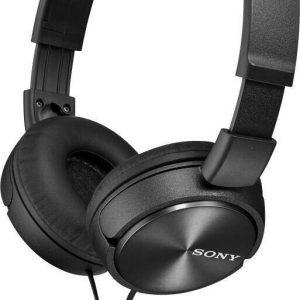 Sony ZX310 On-Ear Headphones - Black (B+)