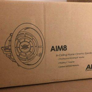Speaker Craft AIM 8 One Decken Einbau Lautsprecher Paar