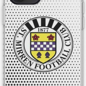 St Mirren iPhone Samsung Phone Cases