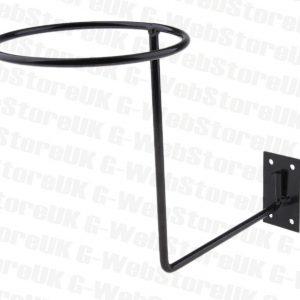 Steel Motorcycle Accessories Helmet Holder Hanger Rack Wall Hook Display Stand