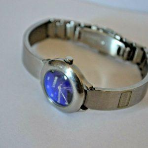 Storm  Quartz  Watch -blue face  G.C.