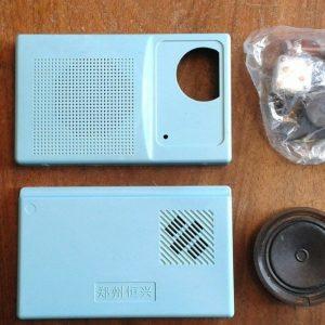 Superhet MW AM Radio Electronics Kit with English Instructions Link