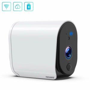 TOGUARD Home Wireless Security Camera, Indoor Security Surveillance Camera HD 10