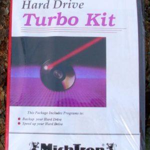 TURBO KIT By Michtron for Atari 520/1040 ST Hard Drives NIB NEW