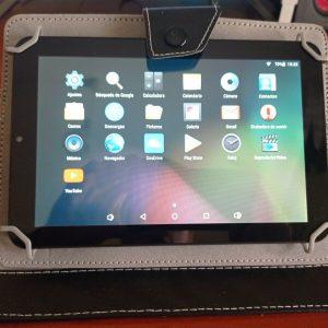 Tablet 8 Pulgadas + Funda de regalo