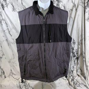Tahoe Sports Wear Great & Black Jacket Vest Size M