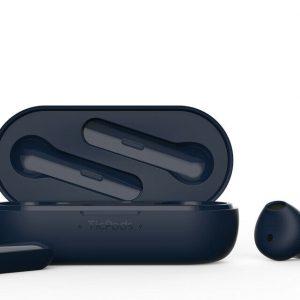 TicPods 2 Pro Navy Wireless Earbuds Headphones Waterproof Bluetooth RRP £120