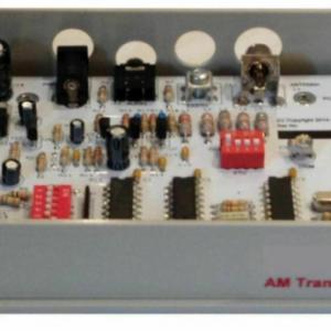 Transmisor Onda Media AM 500-1800KHz + Accesorios - MW Transmitter + Accessories