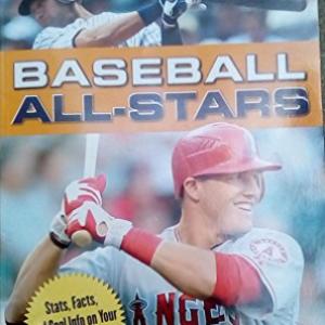 Triumph Books-Baseball All-Stars: Scholastic Editio (Importación USA) BOOK NUEVO