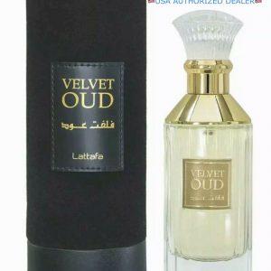 Velvet Oud Limited Edition 100 ML By Lattafa Perfumes:🥇Top Tier Awarded🥇