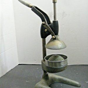Vintage Juicer Antique Home Kitchen Bar Appliances Gadgets Convenient Devices