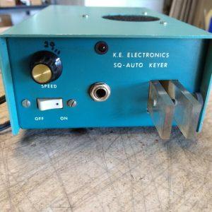 Vintage K.E. Electronics SQ-Auto Keyer