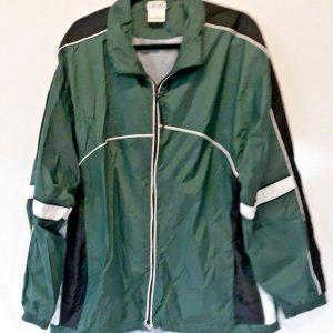 Vintage LAVON SPORTS WEAR Green Winbreaker