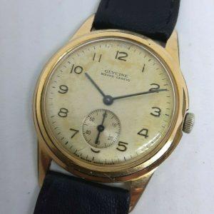 Vintage Men's GLYCINE Bienne - Geneve Mechanical Watch