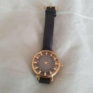 Vivienne Westwood Women's VV055BKBK Tate Black Watch