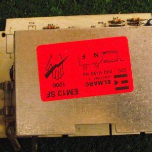 Washing Machine INDESIT WDG1195W PCB Control Module