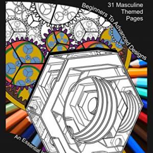 Weedbrook Marc-Color Bk For Men (Importación USA) BOOK NUEVO