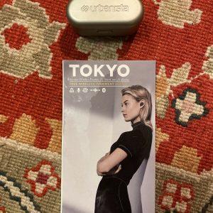Wireless Earbuds Urbanista Tokyo Earphones Bluetooth - Gold