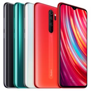 """Xiaomi Redmi Note 8 PRO 6+64GB Smartphone 6,53"""" 4500mAh 64MP NFC Global Version"""