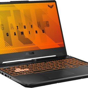 "ASUS 15.6"" FHD Gaming Laptop, i5-10300H, 8GB RAM, GTX 1650 Ti, 256GB SSD, Black"
