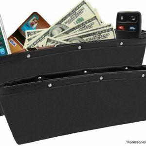 Car Seat Pocket Organizer - Console Interior Accessories