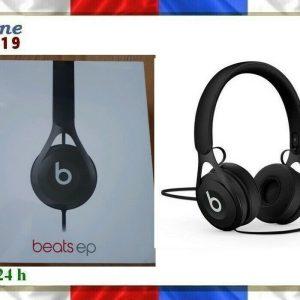Casque audio Beats EP On-Ear Headphones - Noir ML992ZM/A NEUF sous Blister