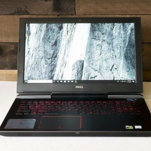 Dell Inspirion Gaming Laptop i7 - 7700HQ 2.8GHz 256SSD 1TB HD 16GB GTX 1050Ti